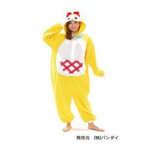 サザック フリース着ぐるみ ドラミちゃん フリーサイズ BAN-051|ko-te-ya