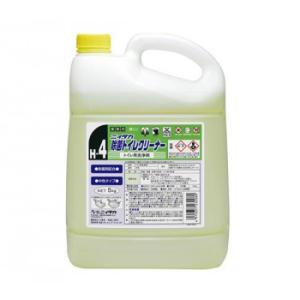 業務用 トイレ用洗浄剤 ニイタカ除菌トイレクリーナー(H-4) 5kg×3本 233130 ko-te-ya