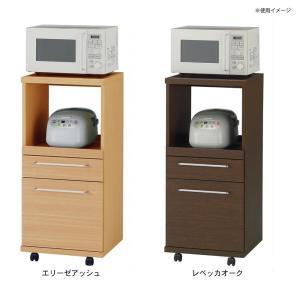 フナモコ 日本製 レンジ台 コンセント1ヶ口 482×445×1015mm|ko-te-ya
