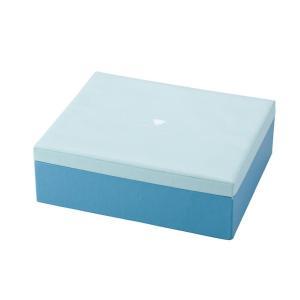 イシグロ メモリアルボックス ブルー・60029|ko-te-ya