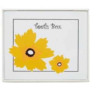 TEETH BOX フラワー(白) 0001063 ko-te-ya