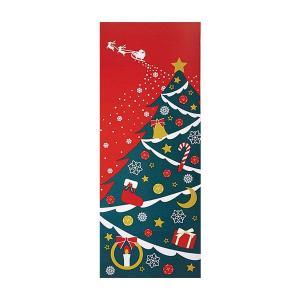 ヤマコー 四季彩布 てぬぐい クリスマス 87557|ko-te-ya