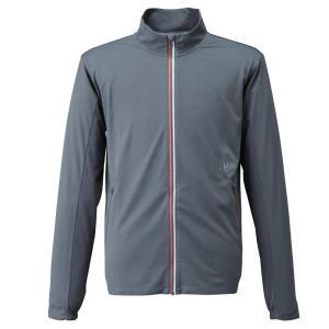 BOWBUWN フルジップジャケット チャコール(93) LLサイズ Y1435-LL-93|ko-te-ya