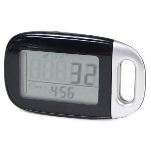 T-sports 歩数計 TS-P008-BK|ko-te-ya