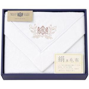 オリエント・エクスプレス シルク混綿毛布(毛羽部分) OEM-8 7133-017|ko-te-ya