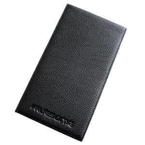 AWESOME(オーサム) マルチカラー ゴルフスコアカードケース ビッグサイズ 縦型 ブラック ASGFT-BIG002|ko-te-ya