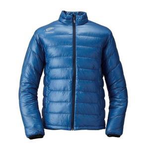 FREE KNOT フリーノット FOURON ウルトラライトダウンジャケット ブルー(70) Lサイズ Y1128-L-70|ko-te-ya