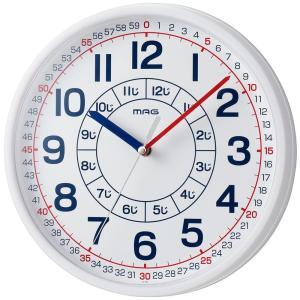 MAG(マグ) 知育時計 よ〜める W-736 WH-Z|ko-te-ya
