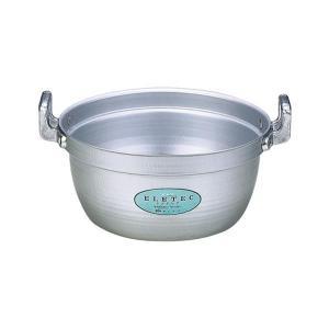 エコクリーン アルミエレテック料理鍋 45cm 004611-045|ko-te-ya