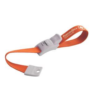 フォーメディックプラス ラテックスフリーワンタッチ駆血帯 オレンジ CL-200 40102-04|ko-te-ya