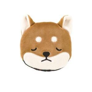 ねむねむアニマルズジャポン ポケットクーラー 柴犬のコタロウ 68114-44|ko-te-ya