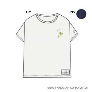 かえるのピクルス おひるねピクルスTシャツ M〜L PT40923|ko-te-ya