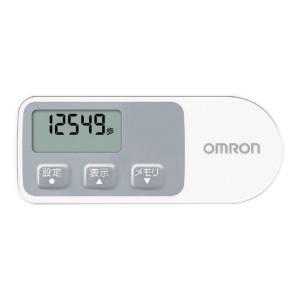 オムロン 歩数計 HJ-321-W 6333-097 ko-te-ya