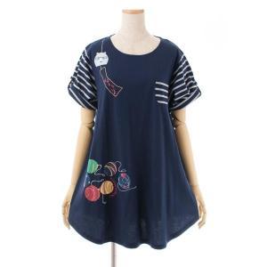 カーゴさんの夏まつり AラインTシャツ コン 193327-02|ko-te-ya
