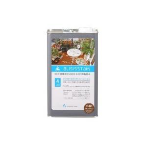 木材保護塗料 (油性)アリシスステイン4L|ko-te-ya