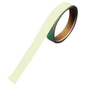 青緑色発光 超耐久蓄光ラインテープ 50mm幅×10m BBA-5010 189501|ko-te-ya