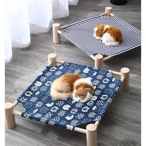 犬ベット ペット用 ペットベッド 犬 猫 夏用 ベッド 可愛い 48cm*53cm 小 型犬 ko-tyan