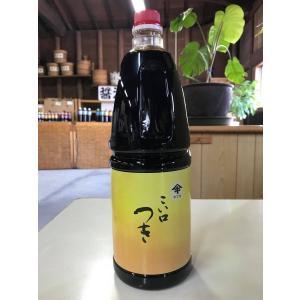 鹿児島の お しょうゆ 標準濃口醤油 つき(月) 1800ml|koba-shoten1934
