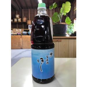 上級淡口醤油 ほし(星) 1800ml 鹿児島県産|koba-shoten1934