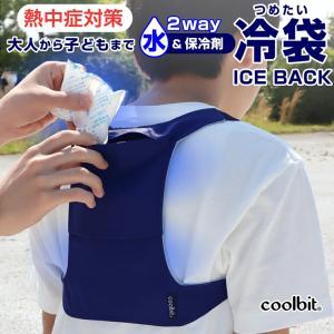 熱中症対策グッズ 現場 空調服の中に着ても涼しさ倍増 保冷剤で冷却 アルミポケット付き薄型アイスバック クールビット冷袋つめたい  coolbit 4CL-CB1|kobaya-coltd