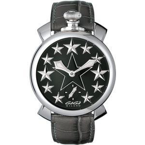 腕時計 GaGa MILANO ガガミラノ Manuale48mm STARS 5010.STARS.01 メンズ時計|kobayashi-tokeiten