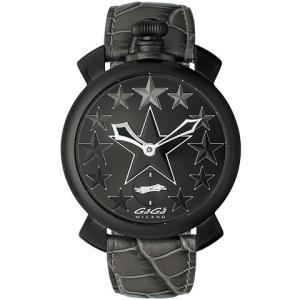 腕時計 GaGa MILANO ガガミラノ Manuale48mm STARS 5012.STARS.01 メンズ時計|kobayashi-tokeiten