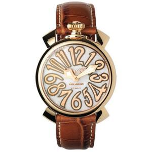 腕時計 GaGa MILANO ガガミラノ MANUALE 40mm マヌアーレ 40mm 5021.2|kobayashi-tokeiten