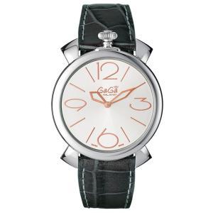 GaGa MILANO ガガミラノ MANUALE THIN 46MM マヌアーレ シン 46mm 5090.01 メンズ時計|kobayashi-tokeiten