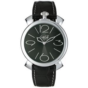 GaGa MILANO ガガミラノ MANUALE THIN 46MM マヌアーレ シン 46mm 5090.03 メンズ時計|kobayashi-tokeiten