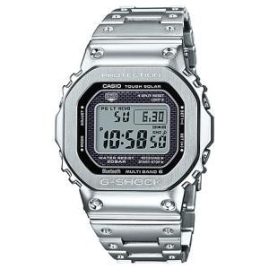 CASIO 腕時計 G-SHOCK ジーショック Bluetooth 搭載 電波ソーラー GMW-B5000D-1JF メンズ|kobayashi-tokeiten