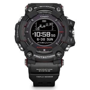 腕時計 G-SHOCK ジーショック RANGEMAN レンジマ GPR-B1000-1JR メンズ時計|kobayashi-tokeiten