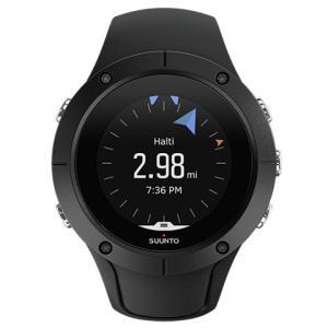 腕時計 スント スパルタン トレーナー SUUNTO Spartan Trainer Wrist HR SS022668000 ブラック|kobayashi-tokeiten