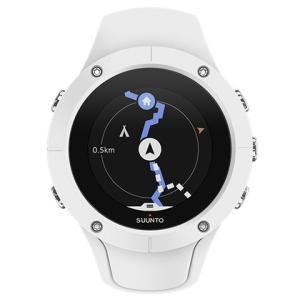 腕時計 スント スパルタン トレーナー SUUNTO Spartan Trainer Wrist HR SS022669000 ホワイト|kobayashi-tokeiten