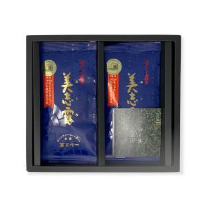 茶三代一 深むし上煎茶 美志露|kobayashigift