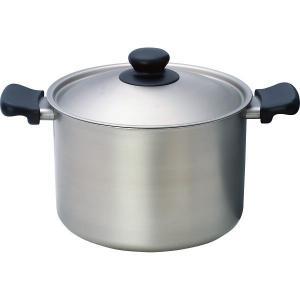 柳宗理 3層鋼深型鍋 22cm つや消し|kobayashigift