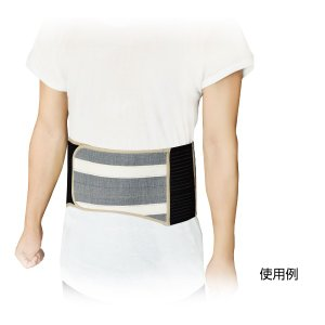 ふしぎ腹・腰ベルト(S)|kobayashigift|03
