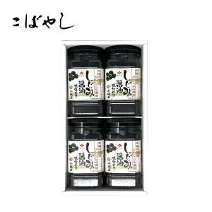しじみ醤油味付のり 4セット入り SK20|kobayashigift