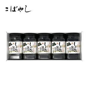 しじみ醤油味付のり 5セット入り SK25|kobayashigift