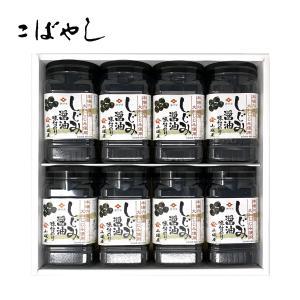 しじみ醤油味付のり 8セット入り SK40|kobayashigift