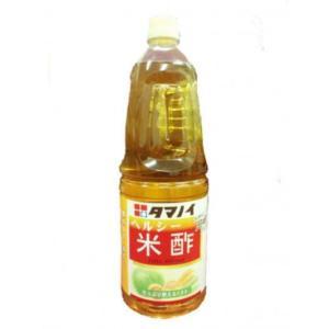 タマノイヘルシー米酢 1.8L
