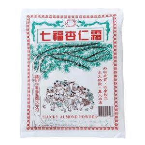 七福杏仁霜は、本場台湾産の杏仁霜です。杏の種をパウダーにし、砂糖・ぶどう糖・コーンスターチ・脱脂粉乳...