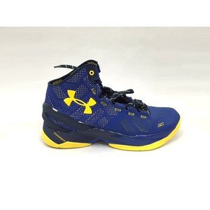 【箱付美品】UNDER ARMOUR  CURRY 2 'DUB NATION' 1259007-422 27.5cm【送料無料】|kobayashiyoubundo