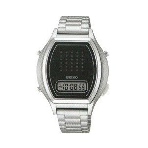 セイコー 音声腕時計 SBJS009 ブラック (新品) 在庫有り SEIKO|kobe-asahiya