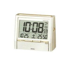 セイコー音声置時計トークライナーDA206Gゴールド(新品)在庫有り|kobe-asahiya