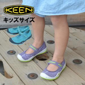 キッズ キーン 【KEEN】 MOXIE MARY JANE モクシーマリージェーン アウトドアでのサンダル代わりに ガールズ 女の子|kobe-foot