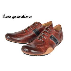 スリー・ジェネレーションズ(3GS) 103-0410-132 RED kobe-foot