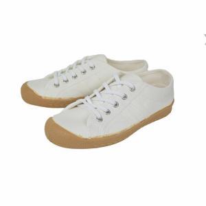 インスタント[INN-STANT]101[WHITE/WHITE]ホワイト/ホワイト キャンバススニーカー kobe-foot