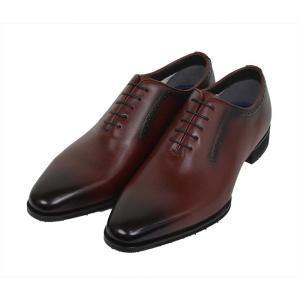 ビジネスシューズ マドラス モデロ madras MODELLO[DM8002]Burgundy バーガンディ メンズ 革靴 結婚式 冠婚葬祭 就活 レースアップ 3E EEE|kobe-foot