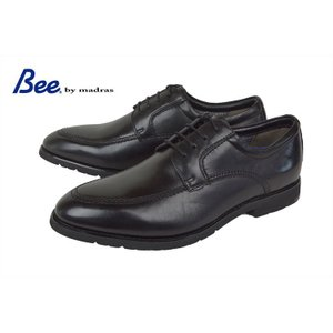 マドラス ビー(madras Bee)[BE4521]BLACKマドラス ビー Uチップ ビジネスシューズ|kobe-foot