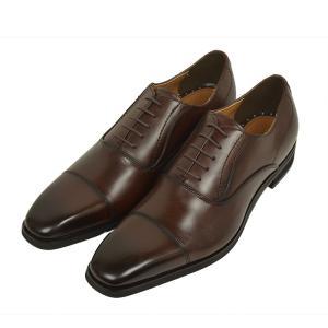 モデロ(MODELLO)[DM1511]Dark Brownマドラス モデロ ストレートチップ ビジネスシューズ|kobe-foot